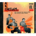 Art Tatum - The Complete Trio Sessions with Tiny Grimes and Slam Stewart Vol. 1 [CD]