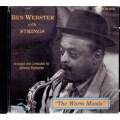 Ben Webster with Strings - The Warm Moods [CD]