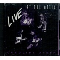 Caroline Aiken Live At The Attic [CD] 1993 Glutton