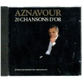 Charles Aznavour - 20 Chansons D'OR [CD]