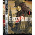 Green Blood Tom 1-3 - Masasumi Kakizaki